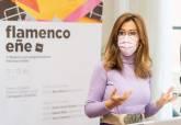 Presentación del Festival de Flamenco Eñe