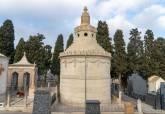 Restauración Del Panteón Pedreño Cementerio