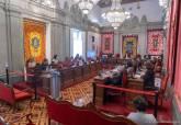 Pleno de aprobación de los presupuestos municipales
