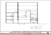 Planos de ubicación y de las nuevas aulas de la Unión Musical Cartagonova