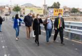 Visita a las obras del Puente de Torreciega