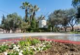 Local social de Los Barreros y parque Antoñares.