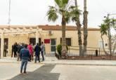Aula de estudio de La Palma.
