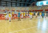 Presentación de las nuevas equipaciones de los equipos de la Región de Murcia en competiciones oficiales