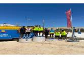 Imágenes de la segunda jornada de la liga de voley playa