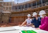 El Anfiteatro se sumará a la oferta turística de Cartagena cuando finalice la tercera fase