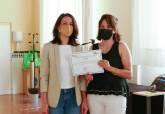 Entrega de diplomas del programa de Activación para el Empleo de la ADLE