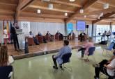 Inaguración jornada 'Hacia una agricultura medioambientalmente compatible con el Mar Menor
