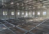 Comienza la instalación de aulas para la Unión Musical Cartagonova