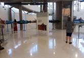 El Centro Cultural agoge hasta mediados de septiembre las réplicas customizadas del submarino