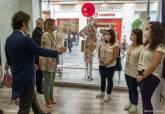 Inauguración tienda Moda Re- Cáritas