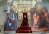 Presentación de las obras en el Palacio Consistorial.