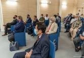 La alcaldesa anuncia incentivos para construir en el Casco Histórico en la clausura del Consejo de Gobierno abierto de FRECOM