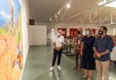 Exposición en el Museo Arqueológico.