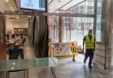 Obras de mejora en el Registro General del Ayuntamiento