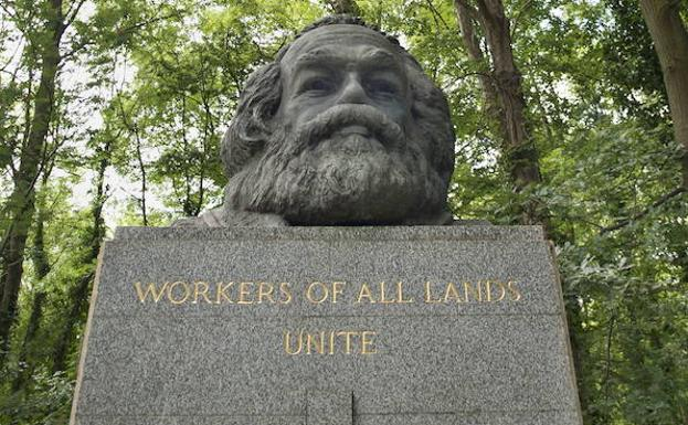 Tumba de Karl Marx