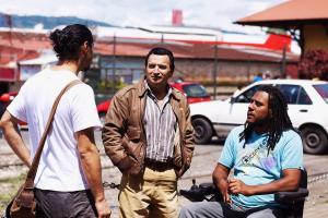 Muñoz se define como humanista y cercano al pueblo. Foto: Facebook Renovación Cartago
