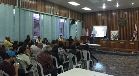 Vecinos del Guarco solicitan tarifas de agua acordes al cantón