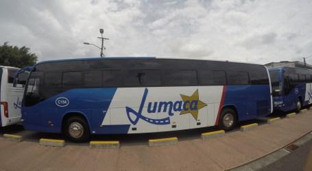 Lumaca renueva su flotilla con 25 nuevos autobuses
