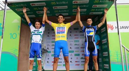 Víctor Solano se corona campeón en la Vuelta de la Juventud