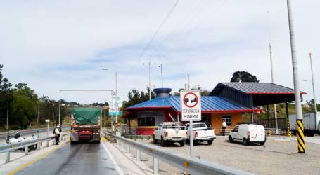 Estación de pesaje de Ochomogo amplia su horario