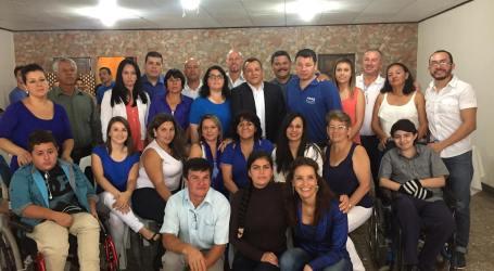 """Candidato del PASE Cartago """"Vamos a trabajar hombro a hombro por los 11 distritos"""""""