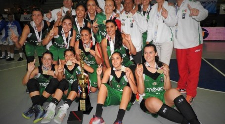 México celebró en el Polideportivo de Cartago