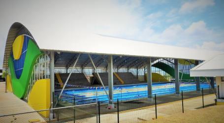 Piscina olímpica del polideportivo abrirá la próxima semana