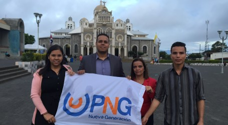 """Candidato del PNG en Cartago: """"Buscamos un cambio real para las comunidades"""""""