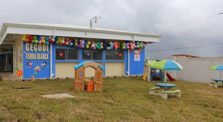 Tierra Blanca tiene nuevo centro de cuido infantil