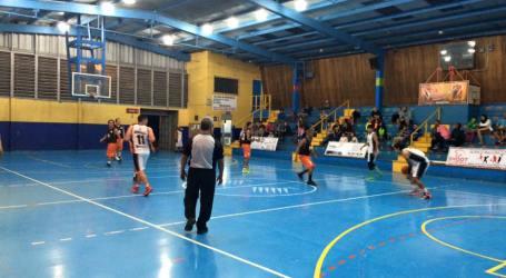Tres Ríos y EDICORI lideran Torneo Abierto de Baloncesto