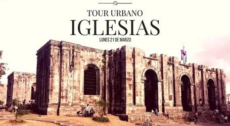 Conozca la historia de las iglesias de Cartago en un tour urbano
