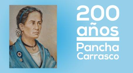 """Cartago conmemora 200 años del nacimiento de """"Pancha"""" Carrasco"""