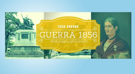Tour Urbano sobre personajes cartagineses de la campaña de 1856