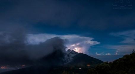 Timelapse: Volcán Turrialba