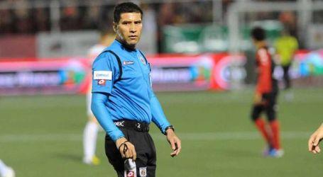El cartaginés Walter Quesada pitará el juego de la final