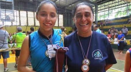 Marta Loría: La capitana del voleibol de Cartago