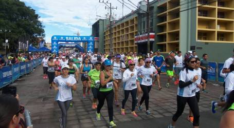 Carrera atlética llevará un mensaje de paz en Cartago