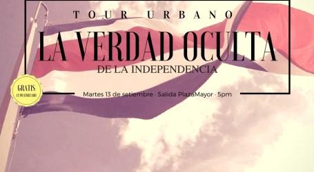 Tour urbano lo invita a conocer la verdad oculta de la Independencia en Cartago