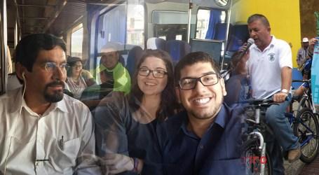 Autoridades locales de Cartago se sumaron al Día Mundial sin Carro