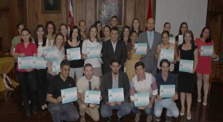 Municipalidad de Cartago ofrece cursos gratuitos para jóvenes