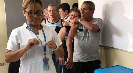 Campaña de Vacunación contra Influenza iniciará segunda semana de mayo