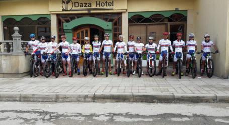 Ciclistas cartagineses participarán en el Campeonato Panamericano de Montaña