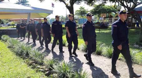 Mil nuevos oficiales de policía fortalecerán la seguridad del país