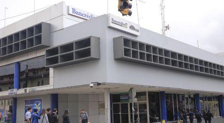 Gobierno remueve Junta Directiva del Bancrédito