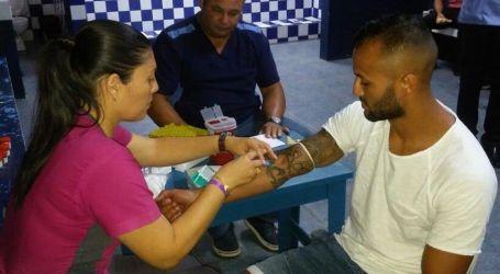 Cartaginés inició pretemporada este miércoles con pruebas médicas
