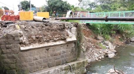 Municipalidad de Cartago continúa con proyecto Puente Piedra