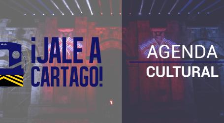 Agenda Cultural Cartago presentada por ¡Jale a Cartago!