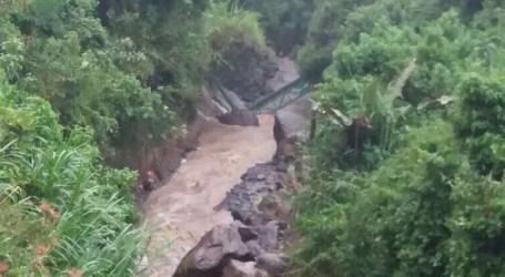 Vecinos de San Blas de Cartago sin agua por ruptura de tubo
