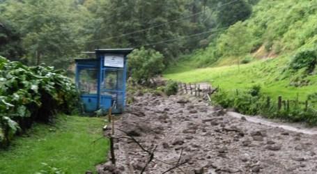 Deslizamiento provoca cierre de Parque de Prusia indefinidamente